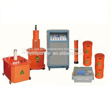 GDTF-HTS Series High Voltage AC Generator Resonance Test System