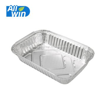 8989 disposable one-time baking aluminum food foil pan
