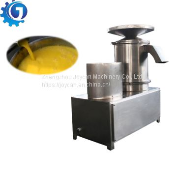 High Efficiency Egg Beater Machine Egg Shell Separator and Liquid Cracking Machine