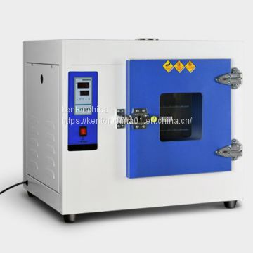 laboratory used single phase hot air circulating drying oven-101