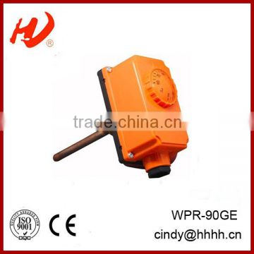 WPR-90GE orange color immersion Thermostat