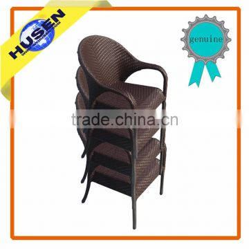 Modern office simple folding living room and outdoor rattan chair