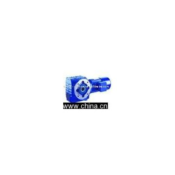 JS Series worm gear reducer