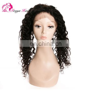 Alibaba hot selling large stock wholsale deep wave 360 lace frontal
