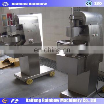 Smooth appearance And good roundness shrimp meat ball making machine