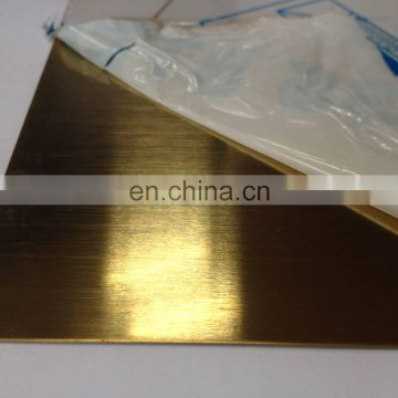 4x8 Cheap PVD Color Ti Stainless Steel Color Sheet