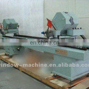 Double Miter Saws for Plastic Profile/ Aluminum Saw Cutting Machines