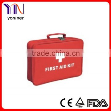 Surgical car first aid kit bag CE approved