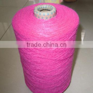 High tenacity dyed 100% anti-pilling bulk soft acrylic yarn by cones 28/2 for knitting