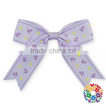 Girls' Large Ribbon Bow Hair Clips many colors Fancy Large Hair Bows Alligator Beauty Children/Kid's Hair Ornaments