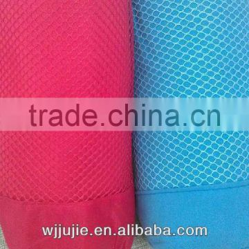 beach towel mesh bag made in china