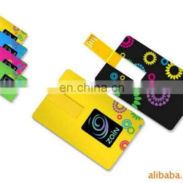 promotional credit card usb
