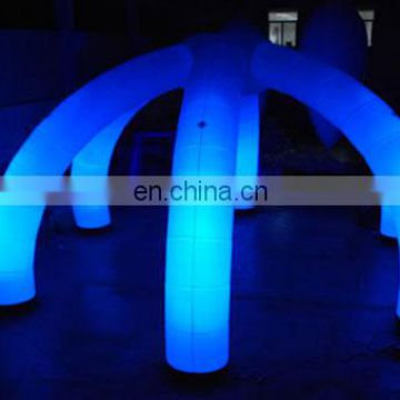 cheap christmas inflatable arch inflatable wedding arches with led