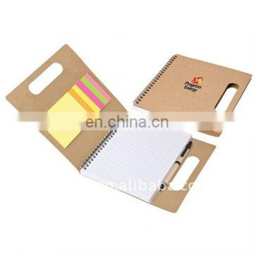 Eco Smart Notebook with Stick and Pen