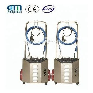 Condenser /heat exchanger tube cleaner