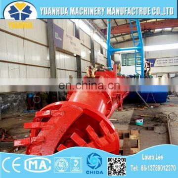 "10"" mechanical cutter head dredge / China dredging ship"