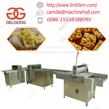 Industrial Big Capacity Caramel Treats Cutting Machine Manufacturer 300-1000 kg/h
