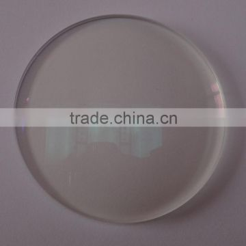 high index resin lens for eyeglasses