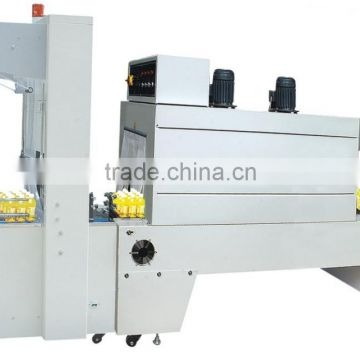 heat shrink wrapping bottle packaging machine