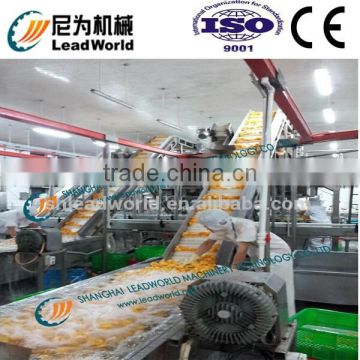 professional and hot sale canned fruit production/processing line yellow peaches cutting machine