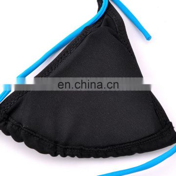 Floral factory price 5/8 cup china swimwear factory