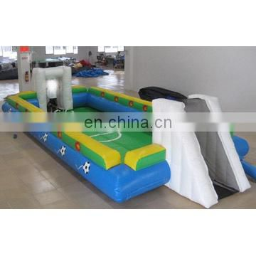 inflatable football game filed, inflatable soccer game field,inflatable game