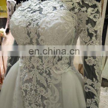 long sleeve wedding dress patterns free from indonesia