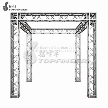 Event Equipment Outdoor Mini Aluminum DJ Light Line Array Lift Stage Truss Tower