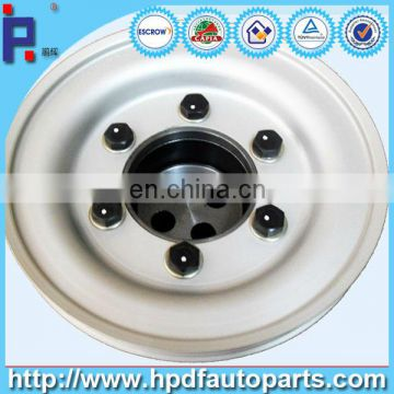 Dongfeng Renault engine parts DCi11 Fan pulley assembly D5010550065 for Renault diesel engine