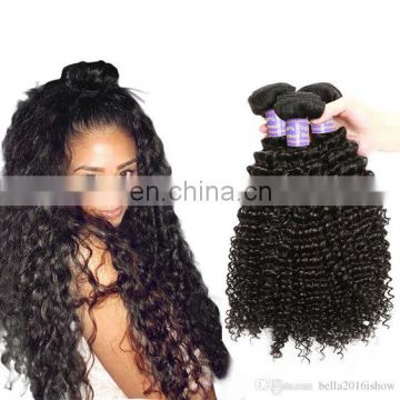 2017 hot sale kinky curly wholesale peruvian hair salon chair hair product