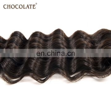 4*4 inch free parting lace closure 100% human hair light brown lace closure bleached knots