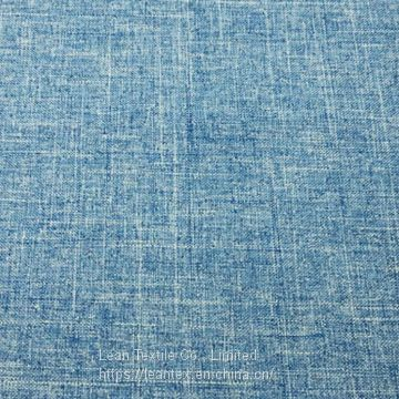 Polyester 300D Melange Two-tone Oxford Fabric Pvc Coating