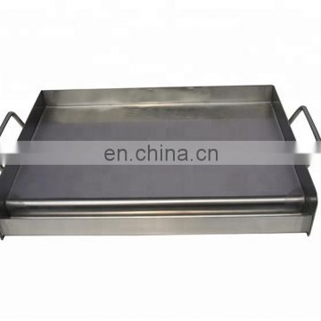 ODM OEM Indoor outdoor bbq grill stainless steel 430 grill plate with FDA approved for grill bbq