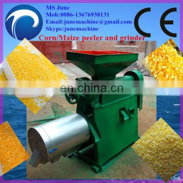 Shuliy Best Supplier Maize peeler and grinder machine with good quality