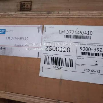 Supply of original HH43759/HH437510 bearings from TIMKEN