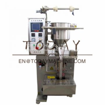 Liquid/Paste/Sauce Packaging Machine with Pumping System