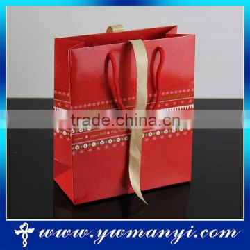 Yiwu factory wholesale custom paper bag for jewelry                                                                                                         Supplier's Choice