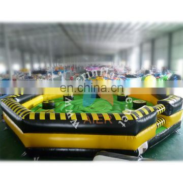 2017 best price pvc inflatable sport games / pvc inflatable sweeper game for sale