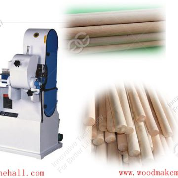 Types of round wood rob sticks sander machine sales in  factory price China
