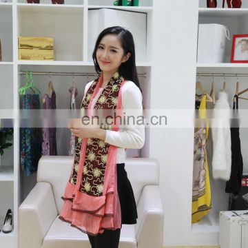 Autumn new manufacturers selling lady scarf Student Korean scarf