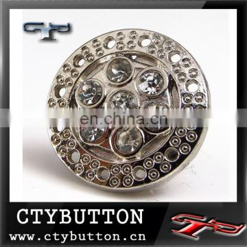 CTYRB-0 (105)metal button for mink coat
