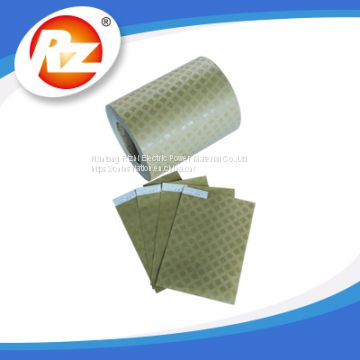 Class B (130 degree) insulation paper for high  overload oil immersed transformer