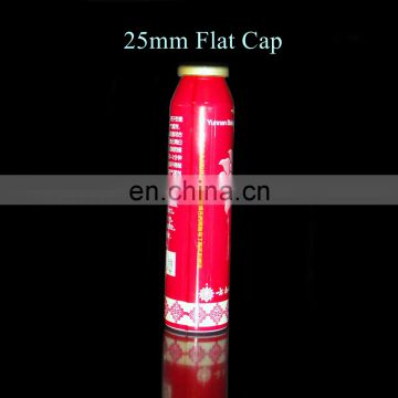 Aluminium Empty Aerosol Can of Customize Size and Logo