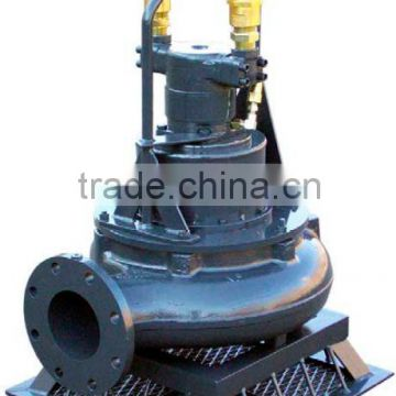 "6"" Hydraulic Submersible High Performance, Solids Handling Pump"