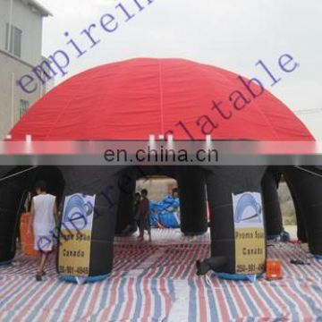 Inflatable advertising tent,inflatable short-stay car park T039