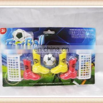 plastic football desktop game toys