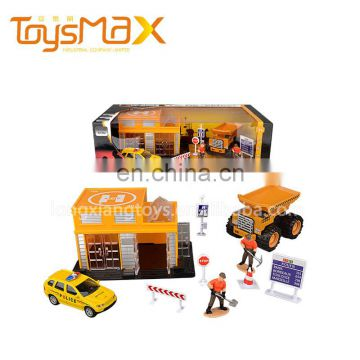 Hot Items Metal Function Toy Model Truck Toy