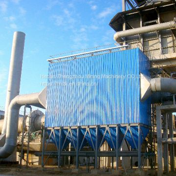 Industrial Pulse Jet Air Filters / Bag Filter Type Pulse Jet Dust Collector
