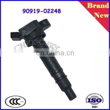 Universal Auto parts Spark Plug Ignition Coil/ Ignition Coil for 90919-02248+ /90919-02248