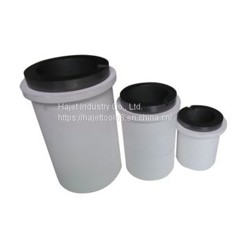 HJ-C Graphite Crucible Ceramic Cover